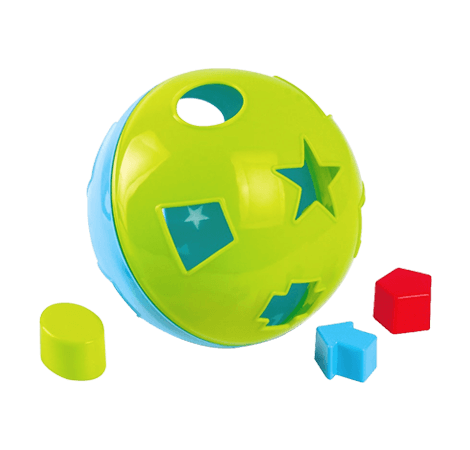 Shape Sorting Ball
